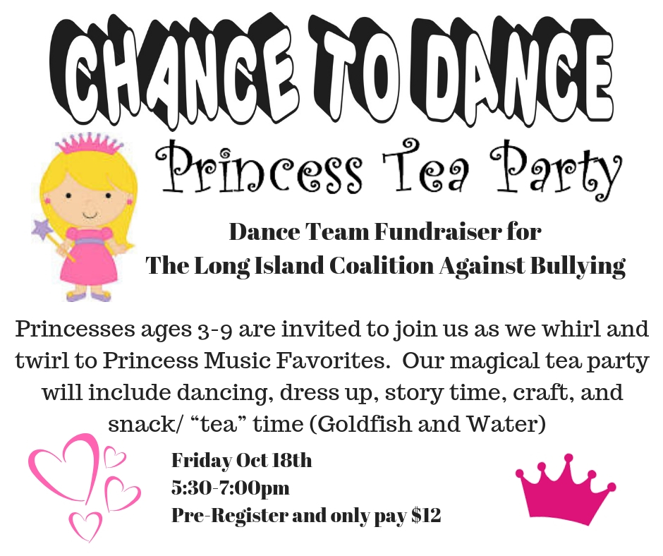 2019 Princess Tea Party